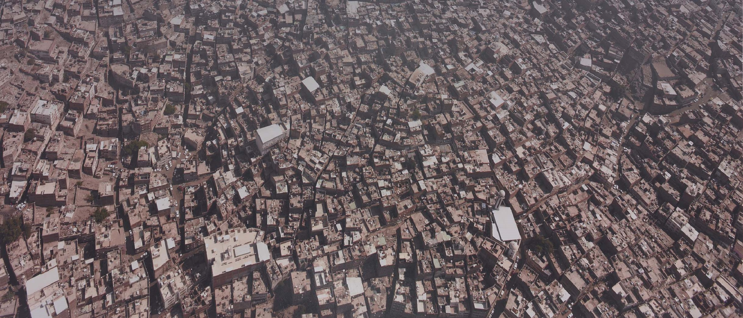 Detail, From the Real to the Symbolic City, From the series Desert of Pharan (2011–13), Ahmed Mater (Saudi Arabia, b. 1979), 2012, Color photograph, Purchase—Friends of the Freer and Sackler Galleries, S2014.5 image