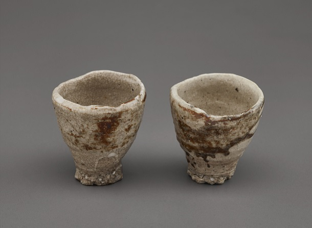 Image of Two sake cups
