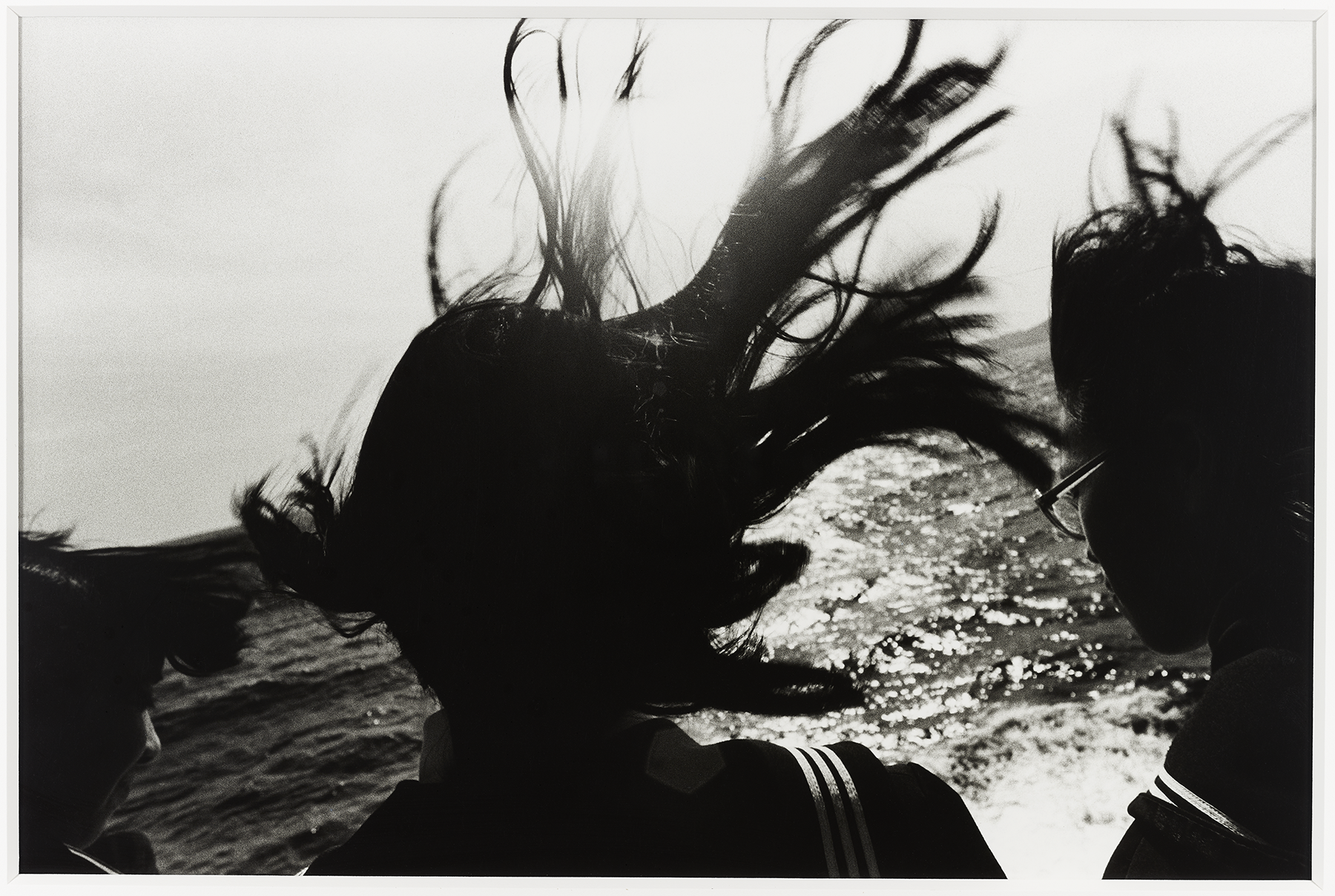 Seikan Ferryboat, from the series Karasu (Ravens); Fukase Masahisa (1934–2012); Japan, 1976; gelatin silver print; purchase and partial gift from the Gloria Katz and Willard Huyck Collection, S2018.2.24. © Masahisa Fukase Archives, courtesy of Michael Hoppen Gallery in London